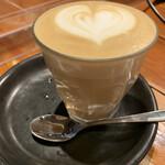 ザ カフェ - カフェオレ