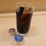 和牛黒澤 - セットのアイスコーヒー 2020.11月