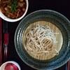 胡々里庵 - 料理写真:きざみ鳥肉つけせいろ❗️