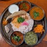 TANE - Special Veg Meals