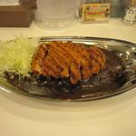 ゴーゴーカレー - ロースカツカレー ビジネス(大盛り) 750円