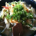 じょーG - 料理写真:野菜そば