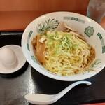 日高屋 - 料理写真:油そば 570円