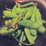 Dining & Bar Gochi - ゆでたて枝豆