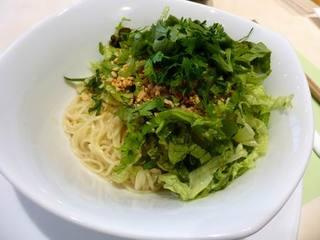 茶語 TEA SALON 新宿髙島屋店 - ベトナム風 冷やし麺 \1260 (お茶、デザート付き)