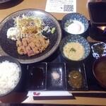 牛かつ専門 ふしみ - 北海道産牛 ヒレ