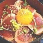 139818581 - ミニまぐろステーキ丼