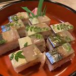 139819468 - 鯖寿司ハーフ1300円