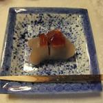 はり清 - 菓子('12.07)