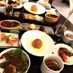 139830144 - 夕食前の前菜