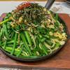 廣末屋 - 料理写真:ニラ塩焼きそば 大盛り