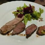 ロッシ - お肉4種類