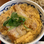 信州屋 - ミニカツ丼