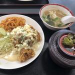 彦治郎 - 料理写真:鷄南蛮定食