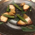 個室居酒屋ぼんた - ブリの塩麹焼き