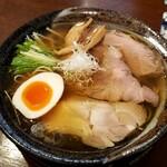 麺遊心 - 麺遊心ラーメン