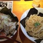 つけ麺 おんのじ - 野菜つけ麺(880円)