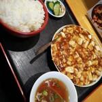 中華定食 笑飯店 - 料理写真: