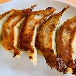 中華の永楽 - 焼き餃子