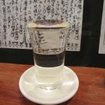 どろまみれ - 「刈穂 山廃純米 原酒番外品」 \850-