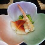 旅館 柳の湯 - 酢の物