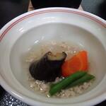 旅館 柳の湯 - 煮物