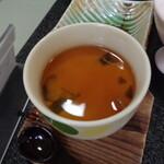 旅館 柳の湯 - 茶碗蒸し
