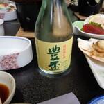 旅館 柳の湯 - 地酒