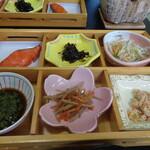 旅館 柳の湯 - 朝食