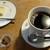 ELEPHANT FACTORY COFFEE - EFブレンドとチーズケーキ