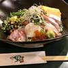 一里塚 - 料理写真:海鮮一里塚丼