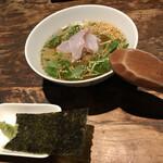 ガラリ青山 - 鯛茶漬け