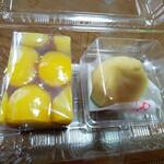 億万両本舗 和作   - 料理写真:栗って洋菓子も和菓子も美味しいわぁ