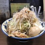 豪麺 マルコ - 特小らーめん(730円) 全部マシ