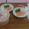 Kafenijinja - 料理写真:ソフトクリーム¥300-と試食