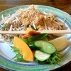 グリーンエッグ - 料理写真:タイ風焼きそば(バッタイ)