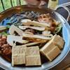 松茸山 松茸料理 あぜみち山荘 - 料理写真: