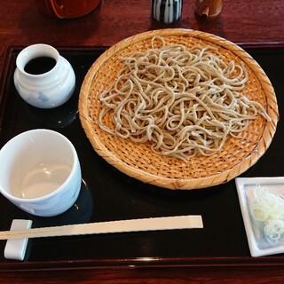 安曇野翁 - 料理写真:田舎そば ¥900