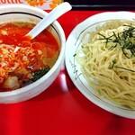 139873984 - 坦々つけ麺(並) 830円 ♪