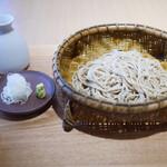 神宮の蕎麦 -