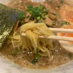 麺僧 - ストレート麺