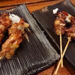鶏Biyori - こころのこり&せせり