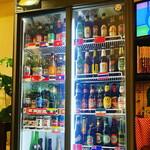 アジアンビール×居酒屋 しゃんどーる - ビールショーケース