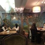 Cafe Otogi - 店内