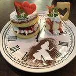 Cafe Otogi - ケーキ