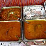 インディアンレストラン ザラ - 料理台