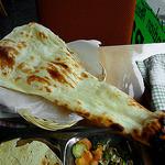 インディアンレストラン ザラ - ナン