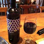 13989398 - スペインの赤ワインのボデガス・アバイ アバイ メルロー2010