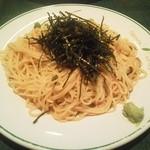 パスティーナ - 高菜明太の和風