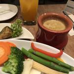 Fresco Caffe - 料理写真:
